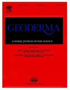 Публикации в журналах, наукометрической базы Scopus  Geoderma #Geoderma #Journals #публикация, #журнал, #публикациявжурнале #globalpublication #publication #статья