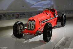 1937 Maserati 6MC