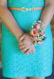 Vibrant Summer Maine Island Wedding - Style Me Pretty