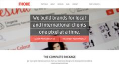 25 Web Designs With Clever Fixed Header Effects
