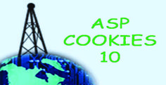 Learn about ASP Cookies (10 ASP):