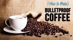 Bulletproof Coffee is a fabulous way to enjoy the saturated goodness of coconut oil in liquid form. To make a DIY Bulletproof coffee, put a . Low Carb Recipes, Dog Food Recipes, Kerrygold Butter, Best Beans, S5 Mini, Cinnamon Coffee, Grass Fed Butter, Bulletproof Coffee, Coconut Oil