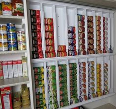 If you need a great storage system for your pantry, then this project is for you!. More Woodworking Projects on www.woodworkerz.com