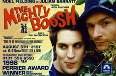The early years of The Mighty Boosh