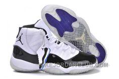 http://www.nikejordanclub.com/nike-air-jordan-11-mens-built-in-cushion-white-black-purple-shoes-ww4yx.html NIKE AIR JORDAN 11 MENS BUILT IN CUSHION WHITE BLACK PURPLE SHOES CPKY4 Only $84.00 , Free Shipping!