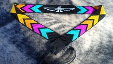 Hey, I found this really awesome Etsy listing at http://www.etsy.com/listing/107227944/hat-band-beaded-dancing-falcon