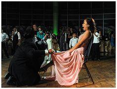 Garter toss Chicago Wedding Photography by Candice C. Cusic www.CusicPhoto.com