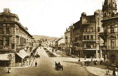 Calea-rFerdinand - clujul vechi Romania, Street View