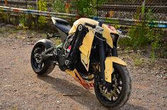 GSX-R street kompresor Cafe Racer Bikes, Cafe Racer Motorcycle, Cafe Racers, Concept Motorcycles, Cool Motorcycles, Custom Street Bikes, Custom Bikes, Sidecar, Street Fighter Motorcycle