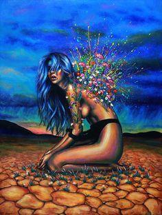 Bloom by umantsiva.deviantart.com on @DeviantArt