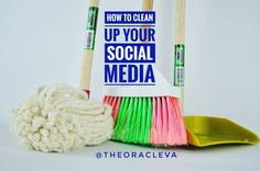 When last did you clean your house? When last did you clean your social media accounts that is if you have ever thought about it?  First make sure youve covered the basics.  If your profile picture is more than a couple of years old replace it with a professional headshot or a current company logo.  Update your cover photo with an attractive image. This represents your business so consider a high-quality shot of your office your team or a local or seasonal photo.  Make sure the About section…
