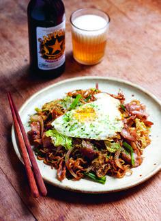 Japanese Fried Noodles | Yakisoba | Japanese Recipes