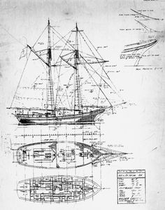 These antique ship builders prints are so great.