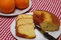 Easy Moroccan Orange Cake