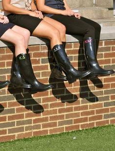 i want, but i want theta rain boots!