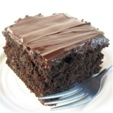 Chocolate Zucchini Cake – you'd never know there's zucchini in this ultra-moist, rich chocolate cake.