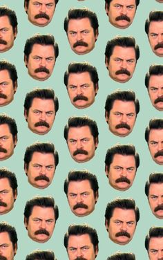 Ron Swanson Wallpaper Ideas Cool Parks And Recs