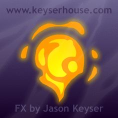 Flash FX Animation: The Animated FX Work of Jason Keyser - Part 1