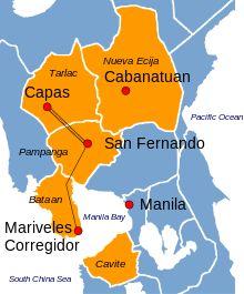 Bataan Death March - Wikipedia