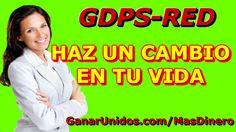 Haz un Cambio En Tu Vida   GDPSRED http://ganarunidos.com/MasDinero/prospeccion