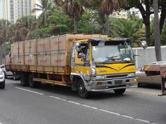 Very rare Hino in the streets of Santo Domingo | by RD Paul