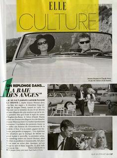 La Baie des Anges 27/07/2013 @Elle France