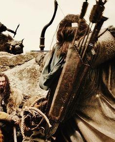 Kili, the archer.