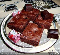Mon Cherie - Brownies