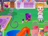Yippee! Help Baby Hazel organize fun filled backyard party for her friends. Play Baby Hazel Backyard Party game on topbabygames.com at http://www.topbabygames.com/baby-hazel-backyard-party.html