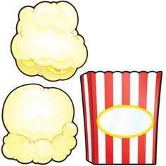 Popcorn Box Clip Art Popcorn & boxes
