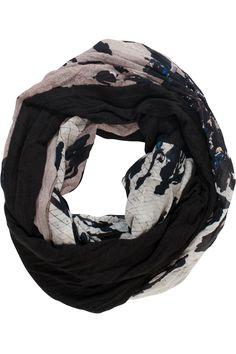 Messcalino | Messcalino Scarf Black Womenswear