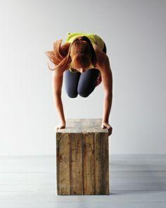 5. Hop-Over  (prep for box jumps) Martha Stewart
