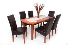 Berta étkező Dante asztallal - az eredeti - Dining Chairs, Dining Table, Furniture, Home Decor, Decoration Home, Room Decor, Dinner Table, Dining Chair, Home Furnishings