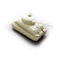 Transitional object: M4 Tank 2017