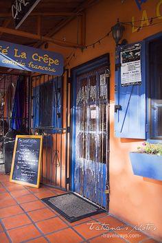 Boquete Panama: La Crepe - comida francesa