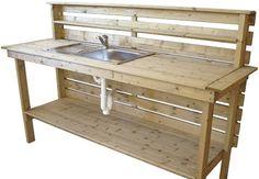 Outdoor kitchen Jabo