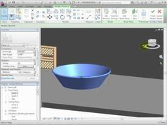 KITCHEN & CUSTOM COMPONENTS  Revit Architecture - Modeling Custom Components - Part 2