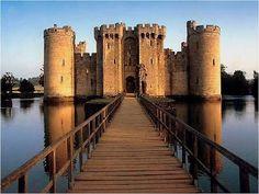Diva: Inglaterra País dos meus sonhos(castelos medievais)