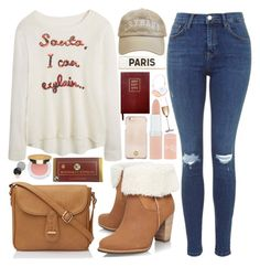 A fashion look from November 2015 featuring UGG Australia ankle booties, Tory Burch tech accessories and Frends tech accessories. Browse and shop related looks. Polyvore Outfits, Polyvore Fashion, Cute Outfits For School, Ripped Skinny Jeans, Ugg Australia, Fashion Looks, Women's Fashion, Tory Burch, Personal Style
