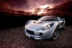 Lotus Elise...70k...best stress reliever in the world!