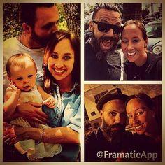 Justin, Sarah, Sayde ❤