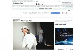 Edvard and May-Britt Moser in New York Times