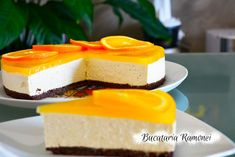 Cheesecake cu portocale si scortisoara Cheesecake, Cakes, Desserts, Recipes, Cheesecakes, Deserts, Food Recipes, Rezepte, Pastries