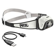 """""""Great product by Petzl. It is by far the best headlight I have ever used. Like the recharge feature vs. having to install new batteries. Superb technology. The reactive lighting feature is awesome."""" #customerreview Tikka RXP #Petzl at RockCreek.com"""