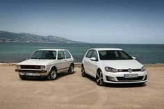 #vw #golf #gti #golfgti #oldvsnew #fastcars #decalfx #autoshow #cars #autotrend #instaauto #exoticcars #carphotography #carsofinstagram #carsovereverything #carporn #instacars #carswithoutlimits #carstagram #carshow #automotive #cargram #photooftheday