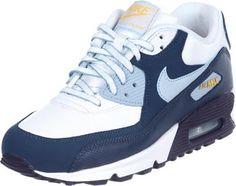 Nike Air Max 90 Youth GS Schuhe blau