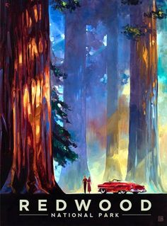 New vintage posters decor retro print national parks 46 Ideas Old Poster, Poster Art, Kunst Poster, Poster Design, Design Art, Diy Design, Photo Vintage, Vintage Art, Posters Decor