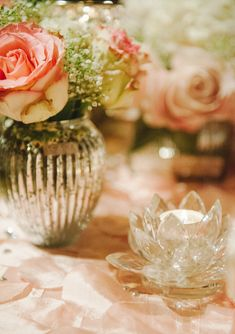 Stunning Florida Wedding with Romantic Pink Color Details from Shea Christine Photography. To see more: http://www.modwedding.com/2014/09/12/stunning-florida-wedding-romantic-pink-color-details-shea-christine-photography/ #wedding #weddings #wedding_reception #wedding_centerpiece