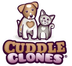 Cuddle Clones- send them pictures of your pup and they'll make you a matching stuffed animal!
