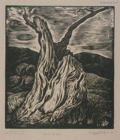 Παπαδημητρίου Ευθύμιος – Efthimios Papadimitriou [1895-1959] | paletaart – Χρώμα & Φώς Woodworking, Painting, Art, Art Background, Painting Art, Kunst, Paintings, Performing Arts, Carpentry
